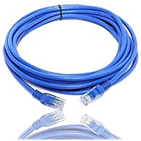 霹雳电 PiLiDan 标准联网线连接线 超五类网线 (5米)