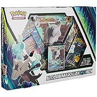 口袋妖怪 TCG:Alolan Marowak-Gx 盒 + 4 个助推包 + 一张箔促销卡 + 一张铝箔超大卡