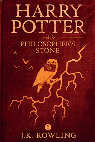 """Harry Potter and the Philosopher's Stone (English Edition)"",作者:[Rowling, J.K.]"