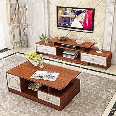 欧式轻奢伸缩电视柜立体浮雕简欧茶几现代简约小户型边几欧式卧室电视