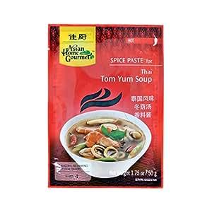 Asian Home Gourmet佳厨泰国风味冬阴功汤香料酱50g(泰国进口)