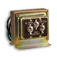 Heath Zenith SL-125-02 有线门铃变压器 金属色 SL-125-02