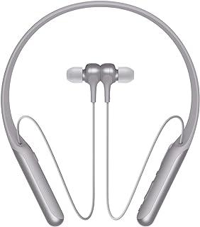 Sony 索尼 WI-C600N 专为语音助手优化的无线蓝牙入耳式降噪耳机-灰色,内置Alexa