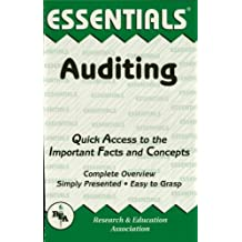 Auditing Essentials (Essentials Study Guides) (English Edition)