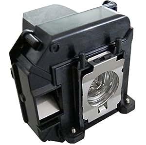 爱普生投影仪的电气化 V13H010L64-ED4174 带外壳更换灯