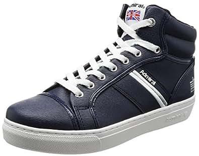 [ Admiral ] 中帮 Manchester II sjad1721 *蓝 23.0 cm