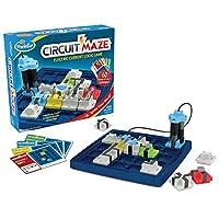 Thinkfun 新想法 益智玩具 逻辑迷宫 电路迷宫 Circuit Maze