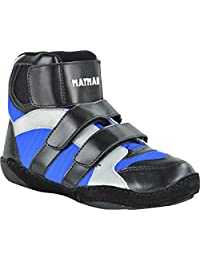 Matman Scrapper 青年无系带摔跤鞋