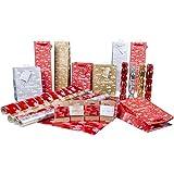 HEKU 礼品包装套装 Merry X-mas 52-tlg 22-30003-08