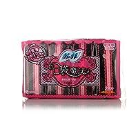 苏菲 口袋魔法155mm美妆心情护垫零味感28P(两种包装随机发货)