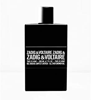 Zadig & Voltaire This Is Him 男士沐浴露,200 毫升
