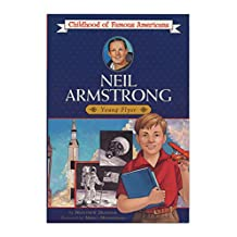 Neil Armstrong: Young Pilot (Childhood of Famous Americans) (English Edition)
