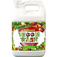 Veggie Wash - 天然水果和蔬菜洗填充 - 1 每加侖