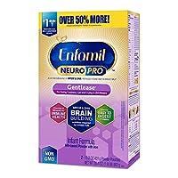 Enfamil 美赞臣 NeuroPro Gentlease 1段 0-12个月 适度半水解 婴儿配方奶粉 862g/盒 单盒装 防胀气配方