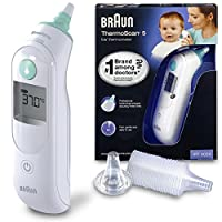 BRAUN 博朗 IRT6020 ThermoScan 5 耳温计