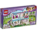 LEGO 乐高 LEGO Friends 好朋友系列 斯蒂芬妮的房子 41314 6-12岁 积木玩具