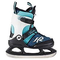 K2 女孩 Marlee 冰雪鞋,黑色 蓝色 浅蓝色