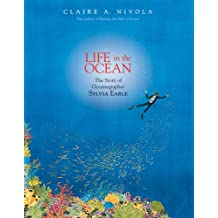Life in the Ocean: The Story of Oceanographer Sylvia Earle (English Edition)