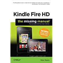 Kindle Fire HD: The Missing Manual (English Edition)