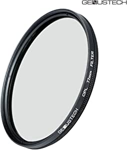 Genustech Circular Polarizing Filter 77mm 偏振滤光镜 77mm