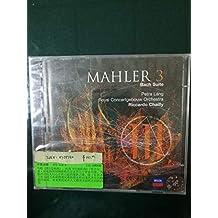 马勒《第三交响曲》、巴赫《巴赫组曲》