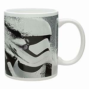 Zak Designs 个性陶瓷马克杯 425.24ml Star Wars Stormtrooper 11.5 oz unknown