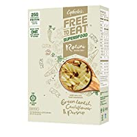 Cybele's Free To Eat Superfood Veggie Pasta, Superfood White, 8 Ounce Box (Pack of 6)