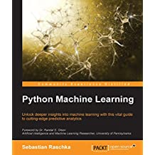 Python Machine Learning (English Edition)