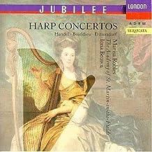 进口CD:亨德尔布瓦尔迪约/迪特斯多夫/竖琴协奏曲4257232