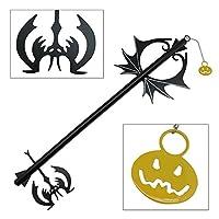 南瓜心形 Oblivion 王国钥匙刀金属复制刀