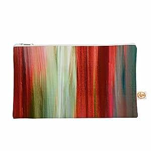 "KESS InHouse Ebi Emporium ""*多色 2.54 cm 红橄榄 Everything 袋,21.59 cm x 15.24 cm (JD1186AEP01)"