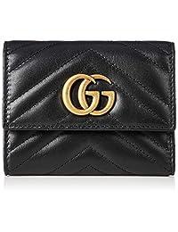 [GUCCI]钱包 女士 GG MARMONT 2.0 折叠钱包 [平行进口商品]
