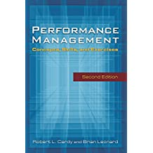 Performance Management: Concepts, Skills and Exercises (English Edition)