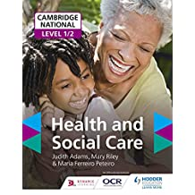 Cambridge National Level 1/2 Health and Social Care (English Edition)