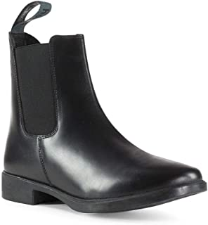 horze 皮革 paddock 靴