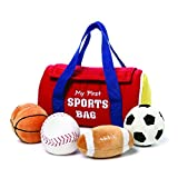 Gund My First Sports Bag 健身包玩具套装
