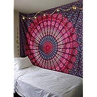 mandala 波西米亚挂毯