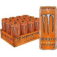 Monster Energy Ultra 10.5 Fl Oz (Pack of 12)