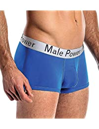 malepower Lo Rise Enhancer 短款,小号,青*