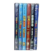 迪斯尼卡通动画系列 玩具总动员6DVD 儿童动画片光碟dvd 中英双语