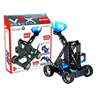 HEXBUG 赫宝 VEX机器人古典系列-抛石机套装 STEM教育智能玩具 拼搭玩具 VEXIQ机器人部件(新老包装 随机发货)
