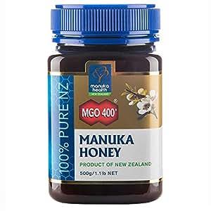 Manuka Health 蜜纽康 MGO400+麦卢卡蜂蜜500g