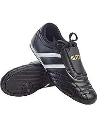 Blitz 成人武术训练鞋 黑色 白色