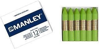 Manley 47 蜡笔,12 支装
