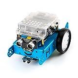 Makeblock 童心制物 mBot v1.1 蓝牙版 教育机器人套件 可编程遥控智能机器人玩具DIY拼装制作 90054(亚马逊自营,由供应商配送)