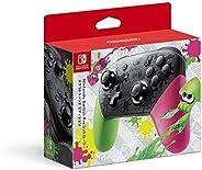 Nintendo 任天堂 Switch Pro 控制手柄 喷射战士2限定版
