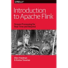 Introduction to Apache Flink: Stream Processing for Real Time and Beyond (English Edition)