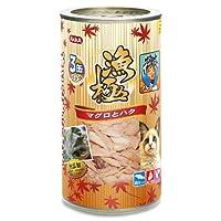 Akika渔极 金枪鱼+石斑鱼猫罐头160g*12(进口) AK06