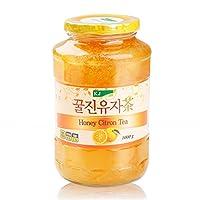 KJ 凯捷 韩国进口蜂蜜柚子茶1000g(韩国进口)