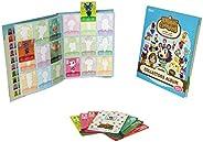 Animal Crossing amiibo Karten Sammelalbum 3 inkl. 3 Karten